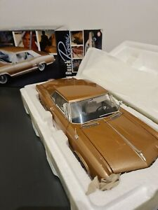1/18 rare acme 1964 brick riviera mint condition, limited edition,