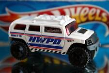 2016 Hot Wheels Police Pursuit Rockster