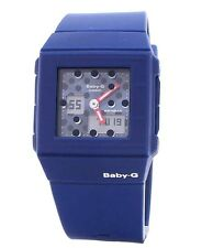 Casio Baby-G * BGA200DT-2E Dot Pattern Square Dial Blue Watch COD PayPal
