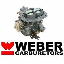 For Fiat 124 Spider 131 Brava Electric Choke Carburetor 32/36 DFEV Genuine Weber