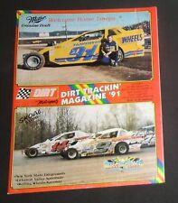 1991 Dirt Trackin Dirt Modified Program Billy Decker