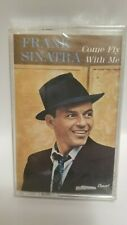 Frank Sinatra Come Fly With Me CASSETTE  Brand New sealed