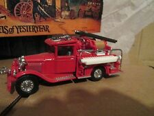 Matchbox Collectibles 1932 ford AA fire engine  Pick Up Truck RARE YFE06