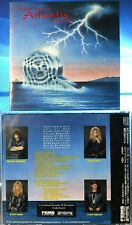 James Byrd's Atlantis Rising (CD, 1991, Apollon Inc., Japan) APCY-8050 RARE