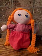 Vintage Sugarloaf Creation Fairy Tale Families- Plush Rapunzel Doll