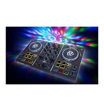 Numark Party Mix Consolle da DJ a 2 Deck, MIDI, USB, Proiezione Luci Colorate, I