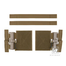 Krydex Tactical Quick Release Buckle High Speed for Jpc Cpc Avs Vest Coyot Brown
