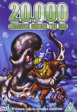 20,000 Leagues Under the Sea [Region 2] - DVD - New - Free Shipping.