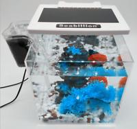 Style T Cube Aquarium Kit (include Filter + LED Light), 15L