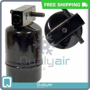 AC Receiver Drier fits Chrysler Cordoba, Newport / Dodge B150, B250, B350,... QR