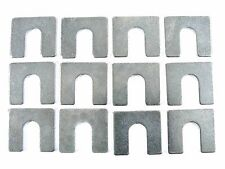 "Dodge Truck Body & Fender Alignment Shims- 1/16"" Thick- 3/8"" Slot- 12 shims #398"