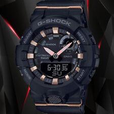 Casio G-Shock GMA-B800-1A G-SQUAD Women's Bluetooth® Watch Step Tracker 200M WR