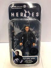 HEROES FUTURE Hiro Con Figura Exclusiva Mezco 2008