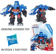 Playskool Heroes Transformers Rescue Bots Optimus Prime. Is