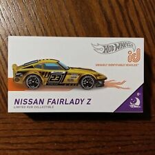 Nissan Fairlady Z - Nightburnerz - Hot Wheels id (2021)