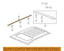 HONDA OEM 06-14 Ridgeline-Roof Molding Trim Left 74316SJCA00ZA