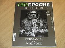 GEO EPOCHE KOLLEKTION NO. 6 - GERMANEN UND WIKINGER - TOP
