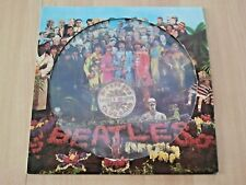 The Beatles Sgt. Peppers Lonely Hearts Club Band LP Picture Disc Originalcover!!