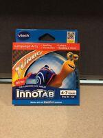 new VTECH INNOTAB, INNOTAB 2, 2S, 3, 3S, MAX dreamworks Turbo Game Educational