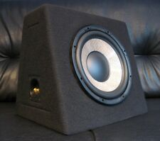 FOCAL P 25F SUBWOOFER SEALED MDF BOX + MESH-GRILE EISA 2016 WINNER, 400W RMS NEW