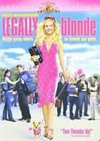 Legally Blonde - Special Edition - DVD -  Very Good - - - 4 - PG-13 (Parents Str