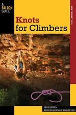 Knots for Climbers, 3rd (How To Climb Series)-ExLibrary