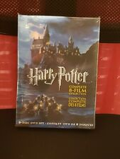 Brand New Harry Potter Complete 8-Film Collection Dvd, 2011, 8-Disc. Dvd Set New