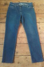 "Betty Barclay Perfect Slim Blue Jeans - UK Size 18 / 29"" Leg"