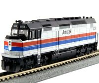 Kato 176-9203 N EMD SDP40F Type I Amtrak Phase II Paint #529 Locomotive DCC R...