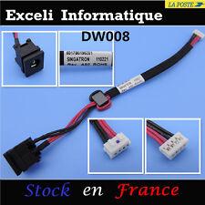 Connecteur dc jack cable wire dw008 pc portable Toshiba Satellite A500 A505
