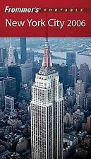 Frommer's Portable New York City 2006 by Silverman, Brian
