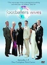 Footballer's Wives : Series 3 (DVD, 2005, 3-Disc Set)