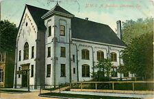 A View of the YWCA Building, Ottumwa IA 1909