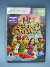Kinect Adventures! for X-BOX 360 In Original Case