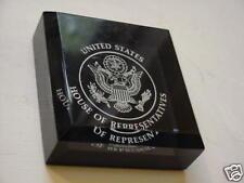 Acrilic Paperweight United States House Representatives
