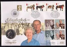 The Golden Wedding Anniversary of Queen Elisabeth 2nd