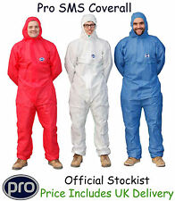 PRO Coverall Category 3 Protective Disposable Overall Suit Painting Decorating