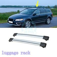 Aluminium Car Roof Carriers Roof Rack Bars Cross Rack For Volvo XC70 2003-2016