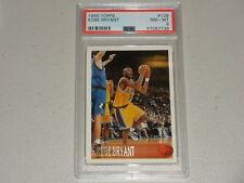 1996-97 Topps Rookie Card #138 Kobe Bryant RC PSA 8 NM-MT