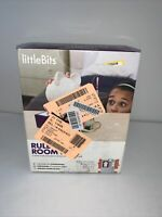LittleBits Rule Your Room Kit Stem Learning Touch Technology Sealed