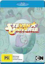 Steven Universe Season 2 - Crystal NEW B Region Blu Ray