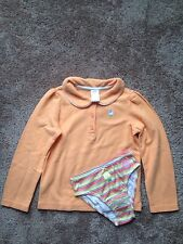 NWT Gymboree Daisy Days Long Sleeved Polo Shirt and Panties 5 6
