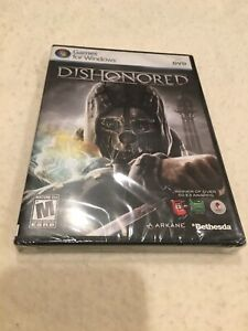 Dishonored - Original Version for PC *BRAND NEW* *SEALED*