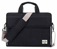 Laptop Macbook Carry Messenger Bag Rawboe 13 - 17.3 inch bag Black