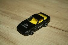 Majorette 1/57 Chevrolet Corvette ZR 1 Coupe black  TBE