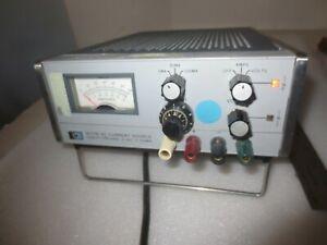 HP Agilent 6177B  0-50V 0-500mA DC Current Source