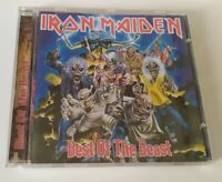 CD Best Of The Beast Heavy Rock Metal 1996 EMI