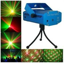 MINI PROIETTORE LASER EFFETTO LUCI PER DISCO E DJ DISCOTECA FESTE PARTY NEW MODE