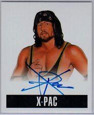 2017 Leaf Originals Wrestling X-PAC On Card Autograph 2014 ARTWORK #A-XP1