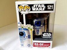 Funko POP! R2-D2(Jabba Skiff) Smuggler's Bounty Exclusive New in Box L@@k sale